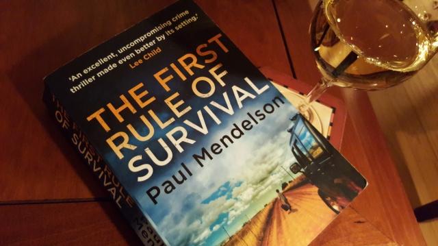 The First Rule of Survival, av Paul Mendelson