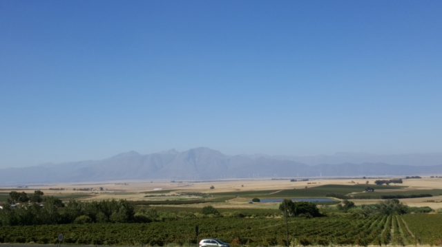 Landskap i Swartland