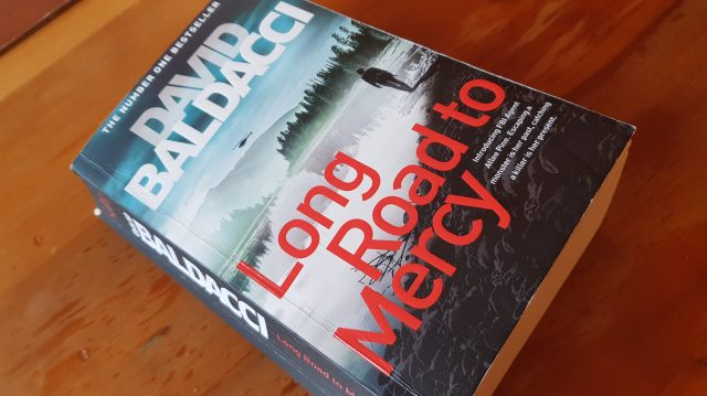 Long Road to Mercy av David Baldacci